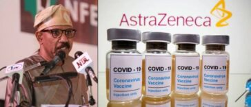 """COVID-19 Vaccine Is Optional, Nobody Will Be Forced To Take It"" - Nigerian Government 21"