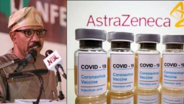 """COVID-19 Vaccine Is Optional, Nobody Will Be Forced To Take It"" - Nigerian Government 2"