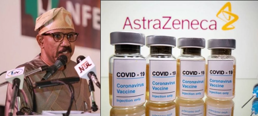 """""""COVID-19 Vaccine Is Optional, Nobody Will Be Forced To Take It"""" - Nigerian Government 1"""