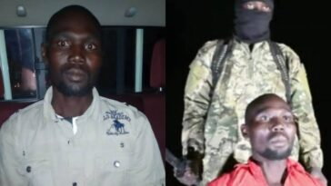 Pastor Bulus Yakuru Regains Freedom Hours Before His Execution By Boko Haram 13