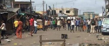 Two Persons Dies As Fulani And Yoruba Engages In Bloody Fight In Oyo Market 25
