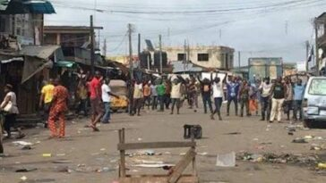 Two Persons Dies As Fulani And Yoruba Engages In Bloody Fight In Oyo Market 12