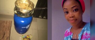 """Buhari Is Not The Problem"" – Student Laments After Her Food Was Stolen While Cooking 24"