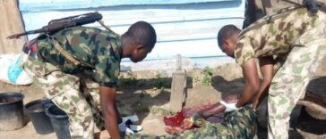 Newly Recruited Nigerian Soldier Commits Suicide During Conversation With His Colleagues 26