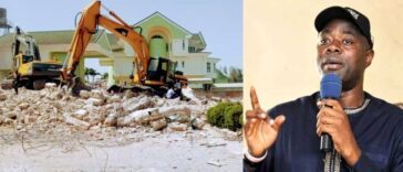 Governor Seyi Makinde Orders Demolition Of Oyo Government House In Abuja [Photos] 26