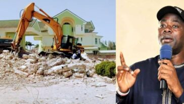 Governor Seyi Makinde Orders Demolition Of Oyo Government House In Abuja [Photos] 12