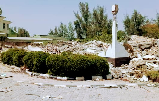 Governor Seyi Makinde Orders Demolition Of Oyo Government House In Abuja [Photos] 3