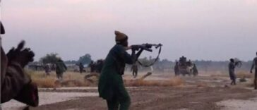 Many Nigerian Soldiers Feared Killed As Bandits Attacks Military Base In Katsina 24