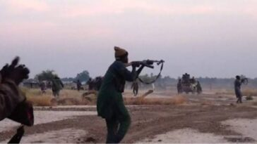 Many Nigerian Soldiers Feared Killed As Bandits Attacks Military Base In Katsina 9