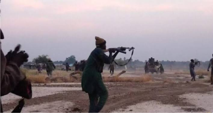 Many Nigerian Soldiers Feared Killed As Bandits Attacks Military Base In Katsina 1
