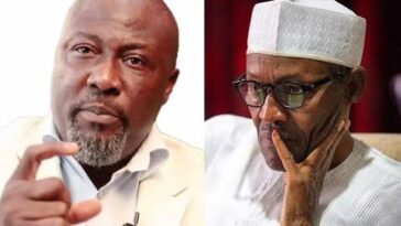 Buhari Is On Transition To Join Our Ancestors, Thats Why He Can't Do Anything - Melaye [Video] 2