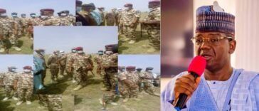 Nigerian Soldier Caught Supplying Ammunition, Uniforms To Bandits - Zamfara Government 25