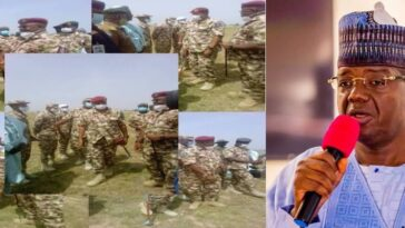Nigerian Soldier Caught Supplying Ammunition, Uniforms To Bandits - Zamfara Government 13