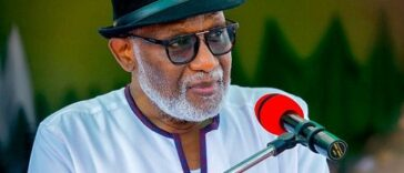 Governor Akeredolu Orders Compulsory Recitation Of Oodua Anthem In All Ondo Schools 22