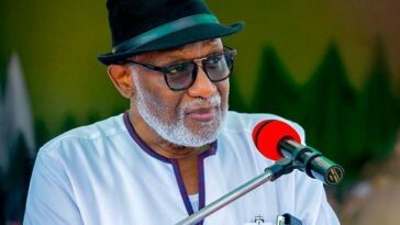 Governor Akeredolu Orders Compulsory Recitation Of Oodua Anthem In All Ondo Schools 10