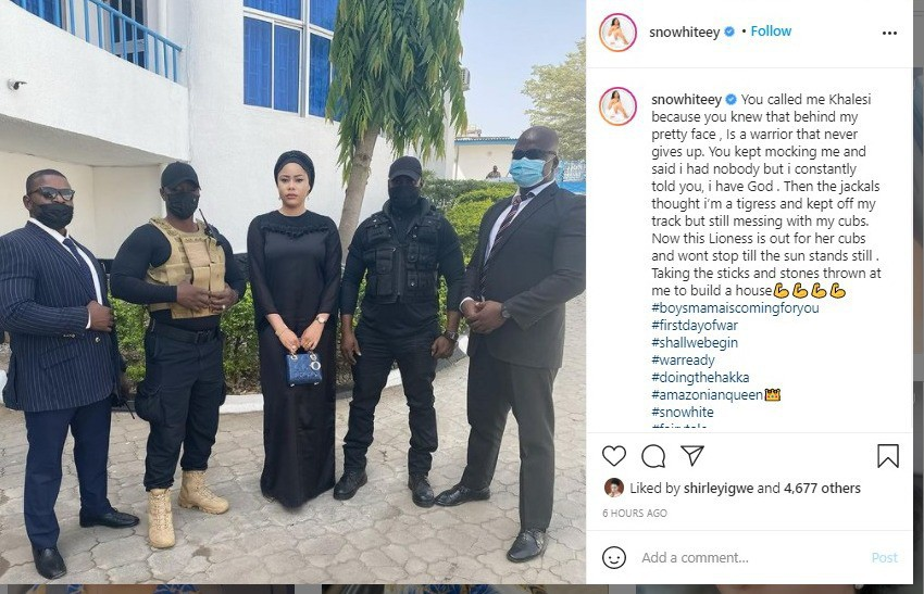 """""""I'm Coming For You"""" - Fani-Kayode's Ex-Wife, Precious Vows To Fight Him Over Their Children 2"""