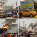 Fire Engulfs NNPC Petrol Station In Alagbole Area Of Ogun State [Video] 29