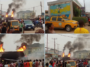 Fire Engulfs NNPC Petrol Station In Alagbole Area Of Ogun State [Video] 23