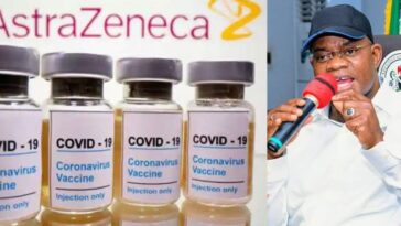 """Kogi People Will Not Take COVID Vaccine, We Are Not Guinea Pigs"" - Governor Yahaya Bello 8"