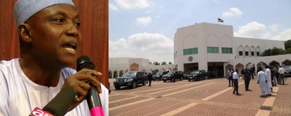 Presidency Speaks On Fire Outbreak Inside Aso Rock, Says No Loss Of Life Was Recorded 1