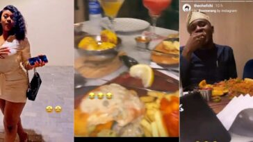 Chioma Goes On A Date With Mystery Man Amid Breakup Rumour With Davido [Photos/Video] 10