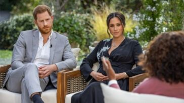 Royal Family Reaction To Harry And Meghan Interview - ''We are saddened'' 10