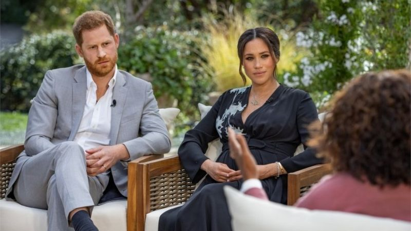 Royal Family Reaction To Harry And Meghan Interview - ''We are saddened'' 1