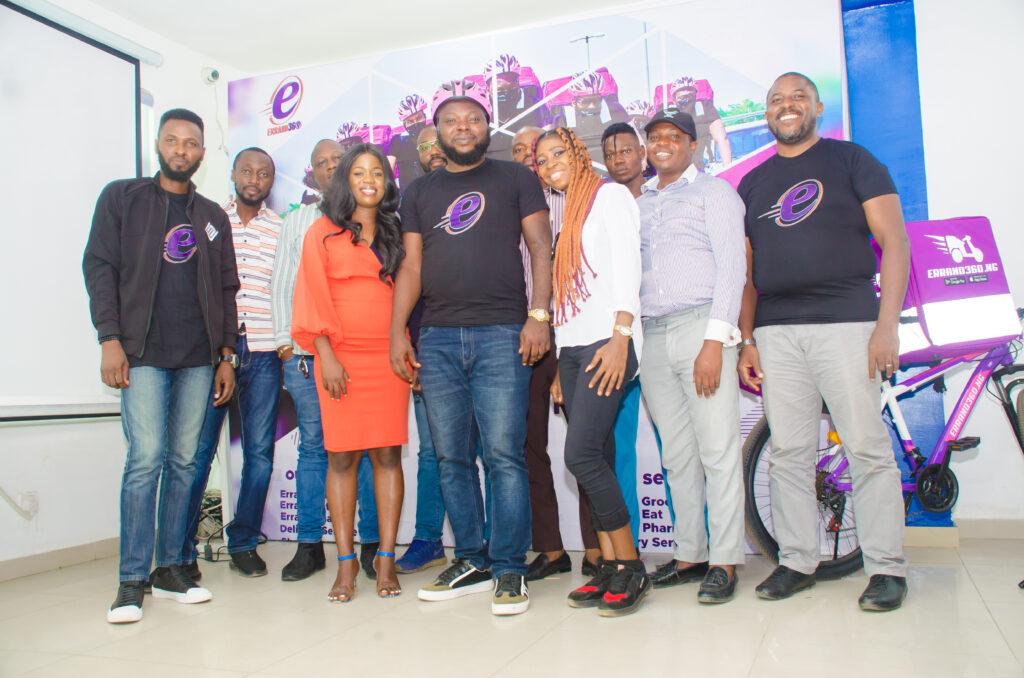 errand360 team group photo