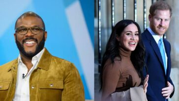Tyler Perry Gave Prince Harry & Meghan His Home And Security When Royal Family Wouldn't 3