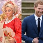 Nigerians Compare Peter Okoye To Prince Harry Who's Standing Up For His Wife, Meghan Markle 9