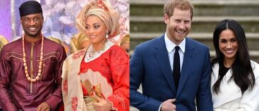 Nigerians Compare Peter Okoye To Prince Harry Who's Standing Up For His Wife, Meghan Markle 24