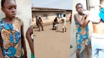 16-Year-Old Mother Of Four Caught Cheating On Husband, Pregnant For Another Man [Video] 8