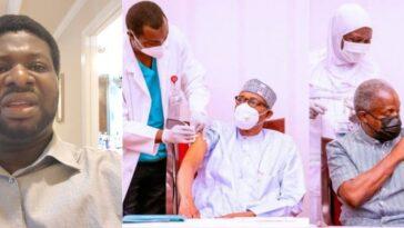 """Nigerians Need Jesus Christ, Not COVID-19 Vaccines"" – Pastor Giwa Tells Buhari, Osinbajo 10"