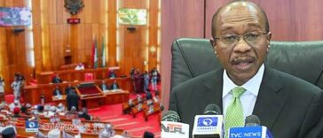 CBN Governor, Godwin Emefiele To Appear Before Senate Over Missing $9.5million PPT Fund 24