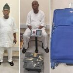 NDLEA Arrests Notorious Drug Trafficker With Three Parcels Of Cocaine At Lagos Airport 28