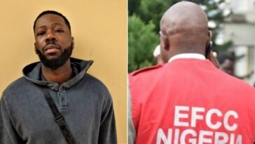 EFCC Drags Man To Court For Refusing To Return N2m Wrongly Sent To His Bank Account 1