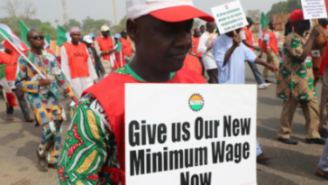NLC To Embark On Nationwide Protest On Wednesday Over Minimum Wage 11