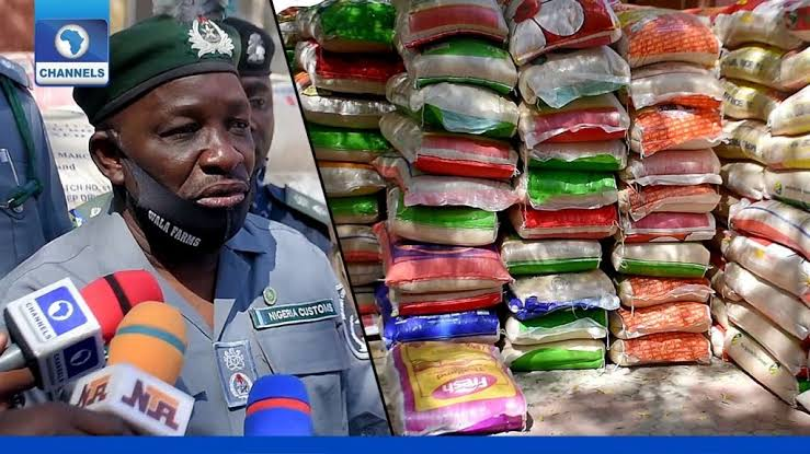 """""""We Gave Bandits Seven Bags Of Rice To Save Our Lives"""" - Customs Officer Reveals [Video] 1"""