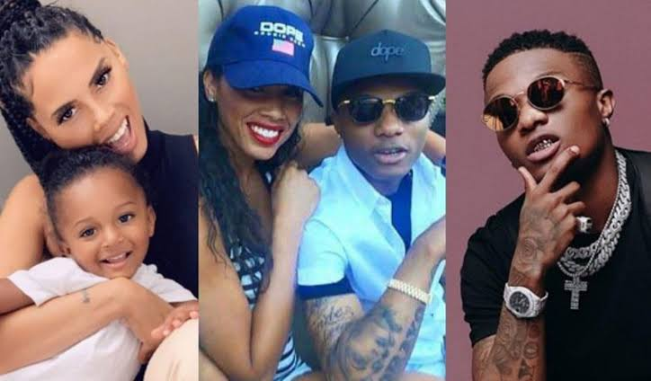 I Am Not Wizkid's Baby Mama, I Do Not Fit That Category - Jada Pollock 1