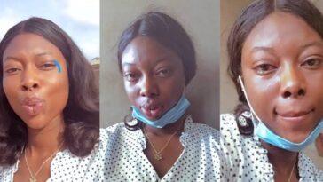 UNILORIN Student Detained, Forced To Remove Her Nose Ring And Pack Her Hair [Video] 7