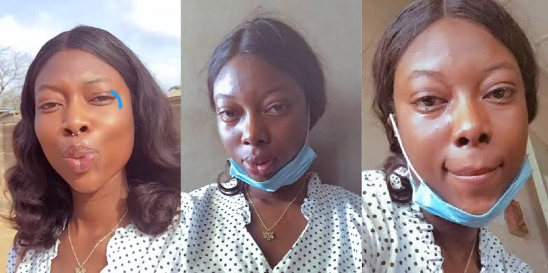 UNILORIN Student Detained, Forced To Remove Her Nose Ring And Pack Her Hair [Video] 1