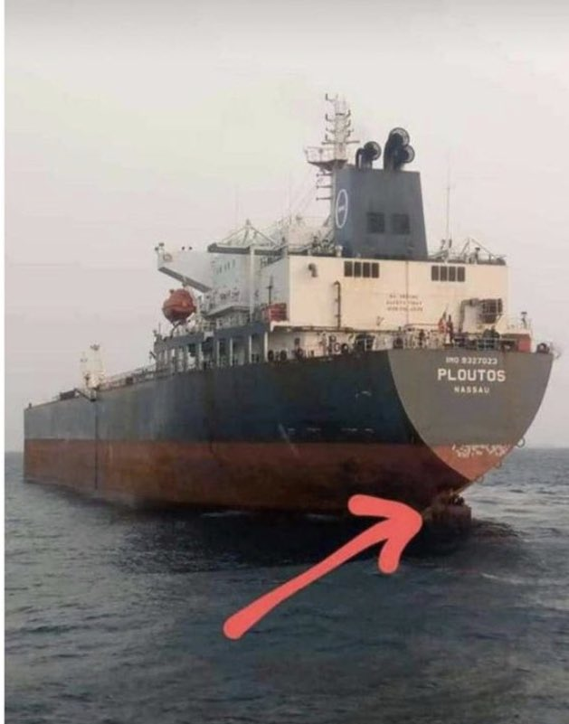 Lagos Anchorage Officials Catches Stowaways Hiding Beneath A Ship Heading For Spain [Video] 2