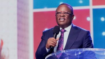 """""""Remove Your Minds From Politics And Succeed First"""" - Governor Umahi Tells Youths 5"""