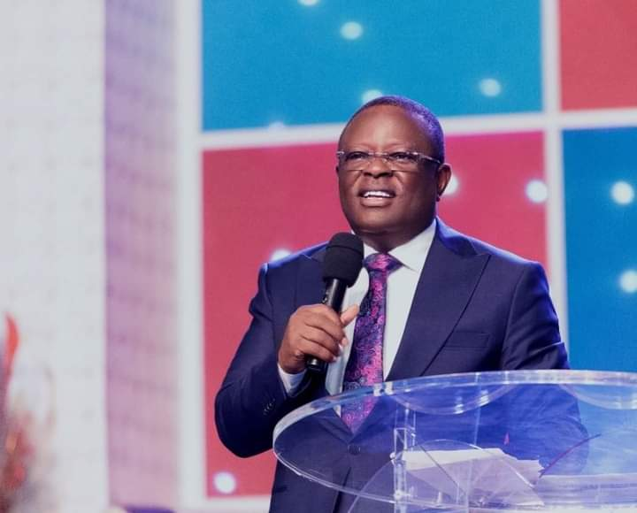 """Remove Your Minds From Politics And Succeed First"" - Governor Umahi Tells Youths 1"