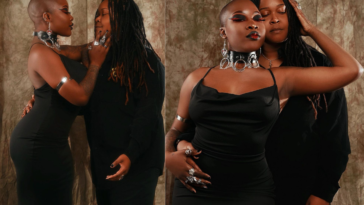 Charly Boy's Lesbian Daughter, Dewy Oputa Celebrates 3rd Anniversary With Her Partner [Photos] 3