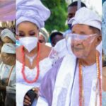 82-Year-Old Alaafin Of Oyo Steps Out With His 13th New Wife, Chioma Adeyemi [Photos/Video] 27