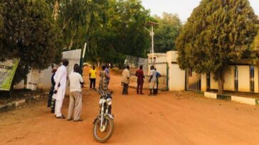 Many Female Students Abducted As Gunmen Invades Federal College Of Forestry In Kaduna 4