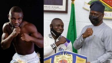 WBF Champion Attacked By Gunmen After Governor Makinde Rewarded Him With N10 Million 6