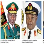 Billions Approved To Purchase Weapons 'Missing' Under Buratai, Ex-Service Chiefs — NSA 27