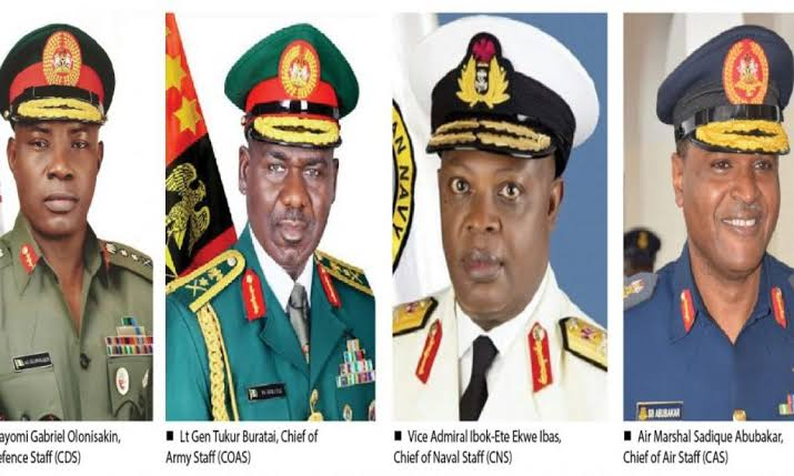 Billions Approved To Purchase Weapons 'Missing' Under Buratai, Ex-Service Chiefs — NSA 1